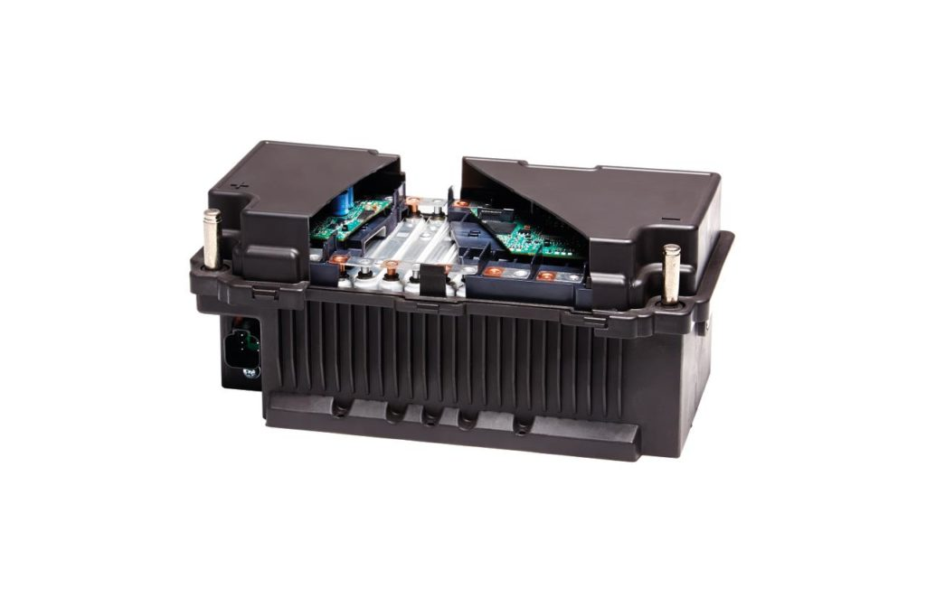 48V Lithium-ion battery, by Johnson Controls