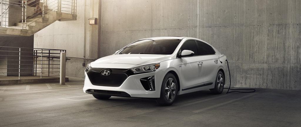 Photo of Hyundai Ioniq Electric.