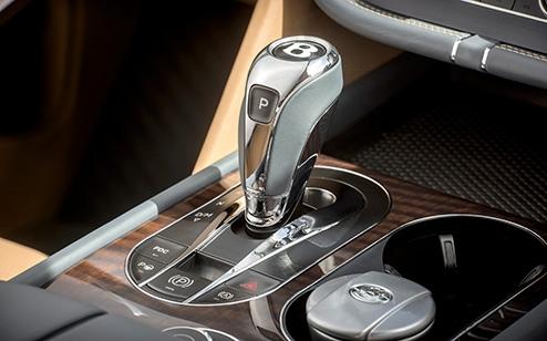 Bentley Dynamic Ride