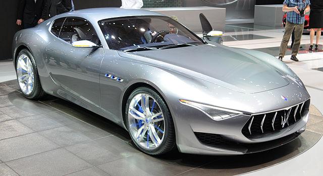Alfieri Maserati, Photo by Noebu (cc-by-3.0)