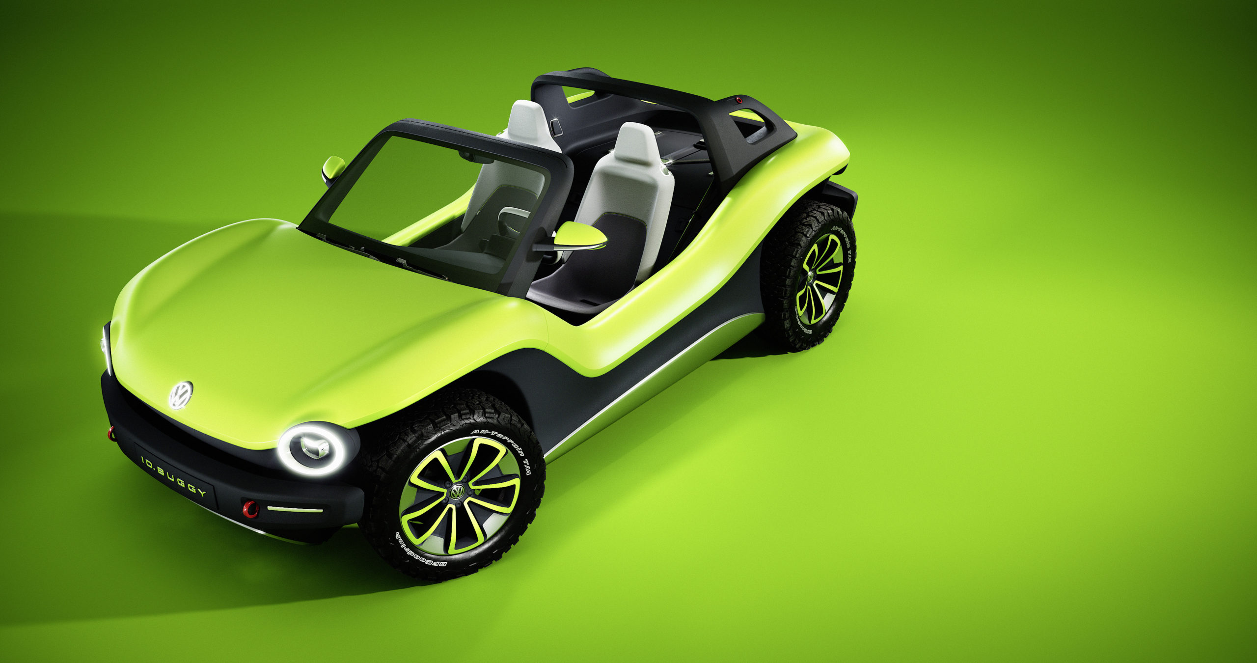 Image of Volkswagen electric I.D. Buggy concept