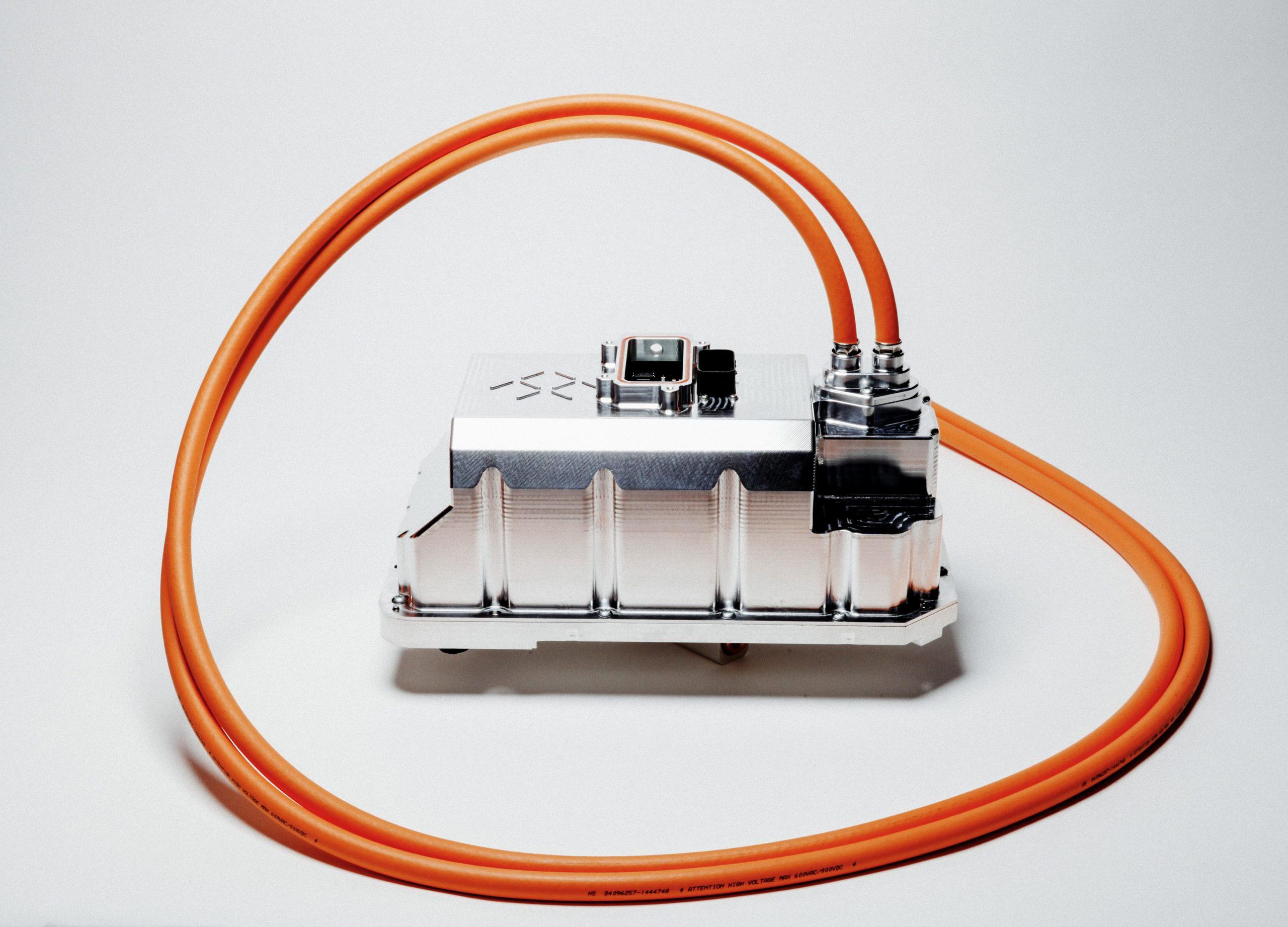 Faraday Future's new FF Echelon Inverter