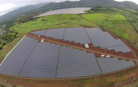 Kauai SolarCity Solar Array