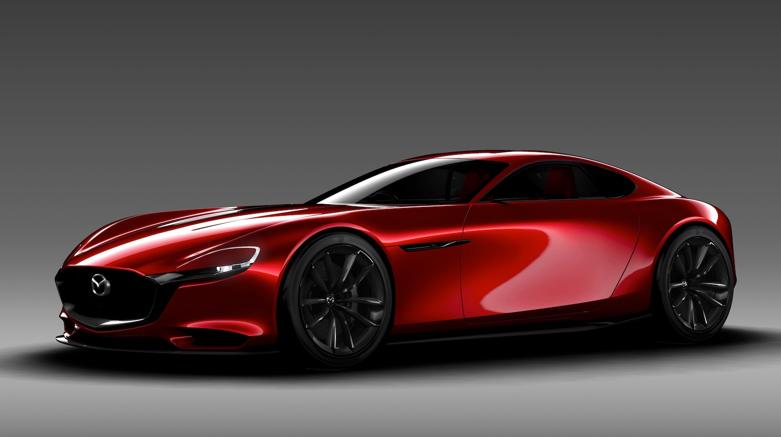 Photo of Mazda Concept RX-Vision.