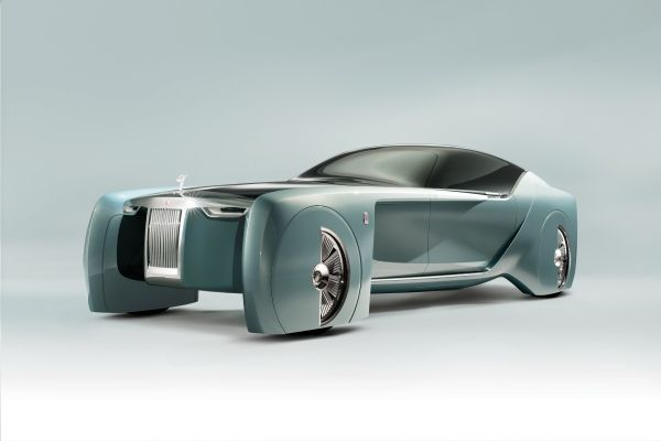 Photo: Rolls Royce Vision Next 100