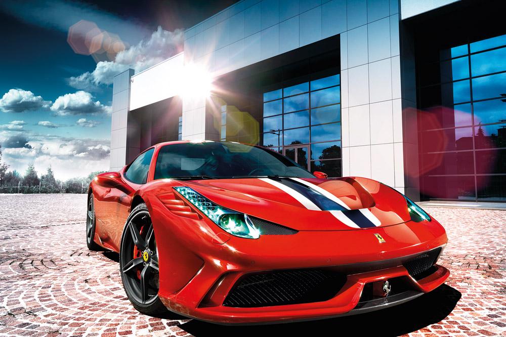 Photo of Pininfarina Ferrari