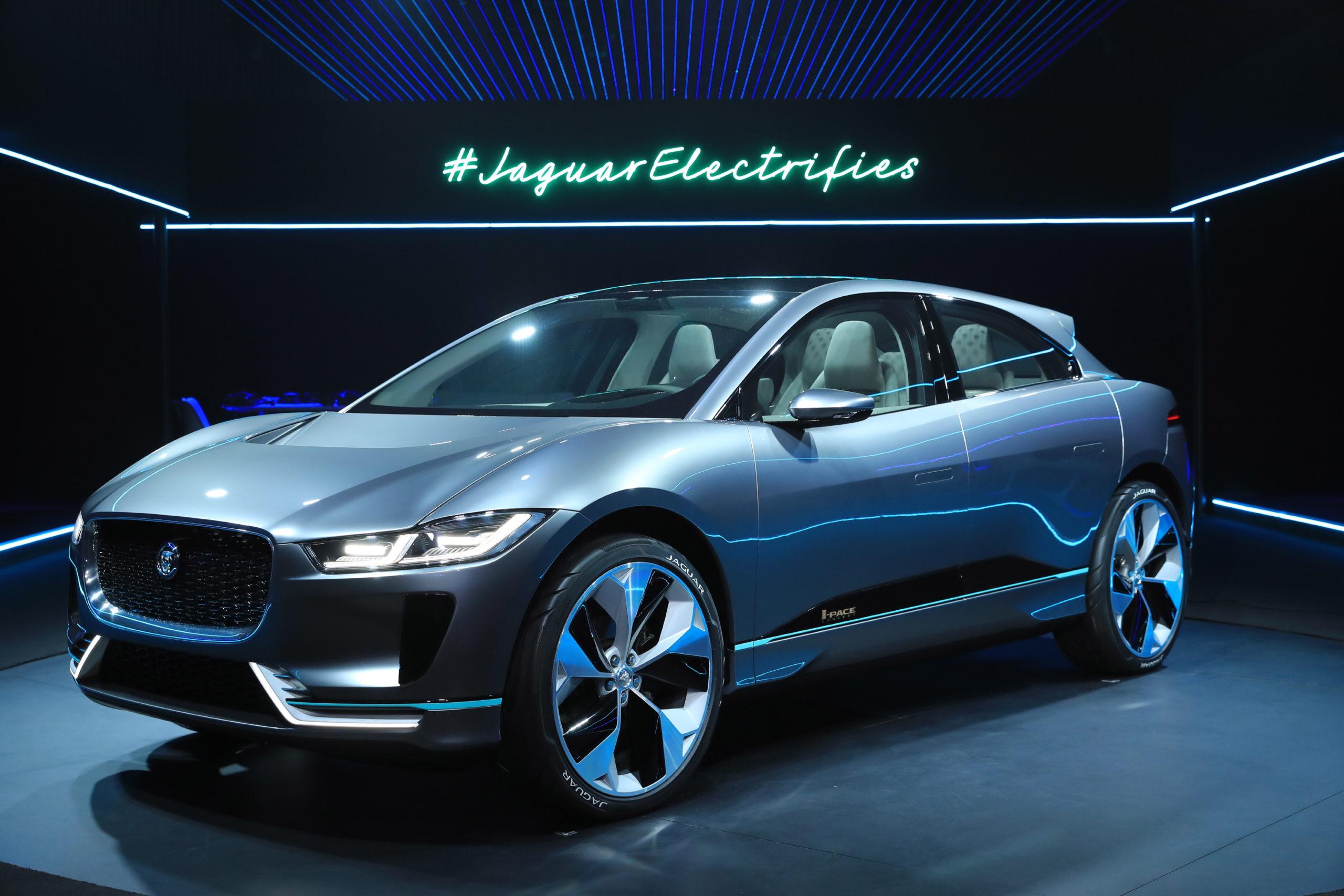 Photo of Jaguar I-Pace Concept Car