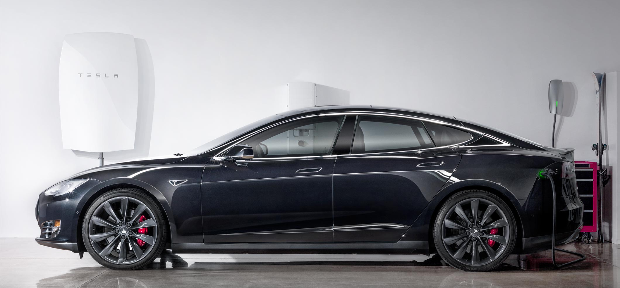 Tesla Model S PowerWall
