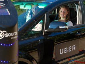 Photo of Jo Bertram, regional general manager of Uber in the UK.